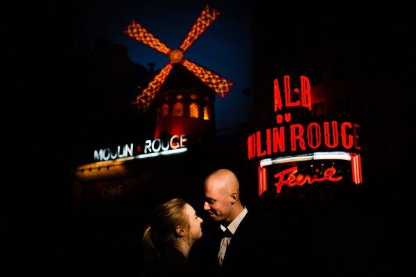 Aanzoek in Parijs met Loveshoot