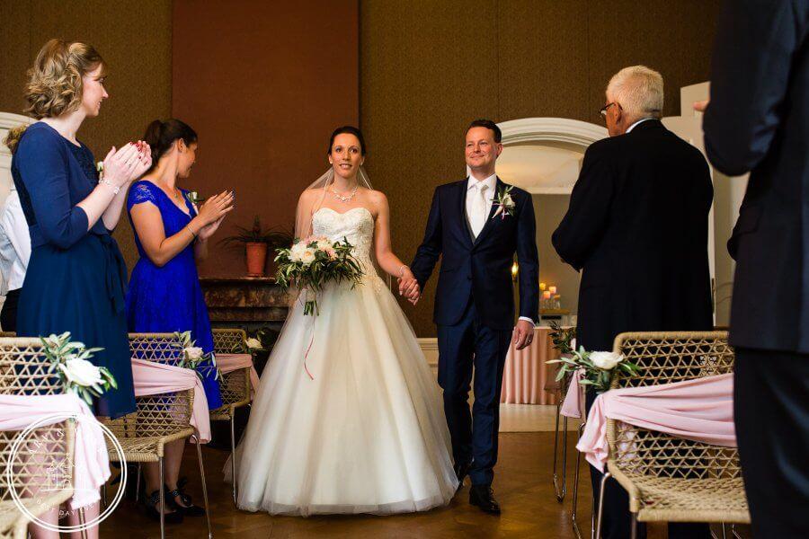 Sneak-Peak Landgoed de Salentein Lente bruiloft