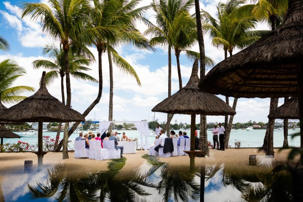 Tropical Destination Wedding – Mauritius