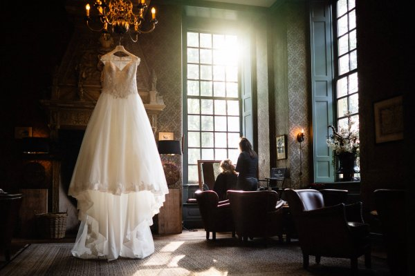Kasteel Wijenburg – Winter Wedding