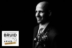 Genomineerd Bruidsfoto Award