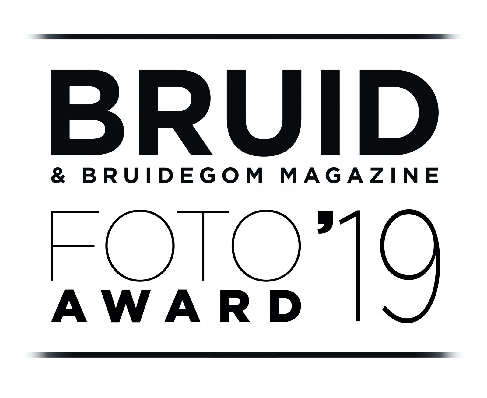 Bruidsfoto Award Bruid Magazine