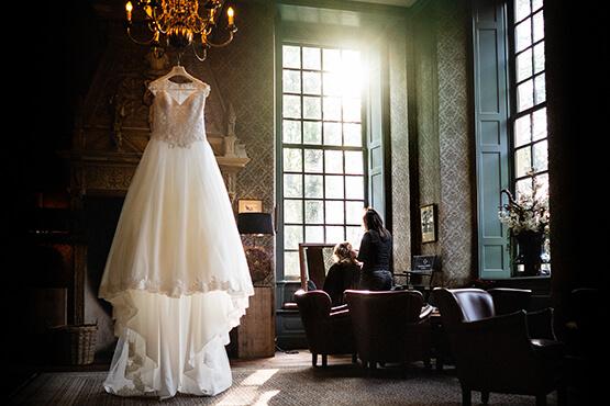 bruidsfotografie Hoogezand