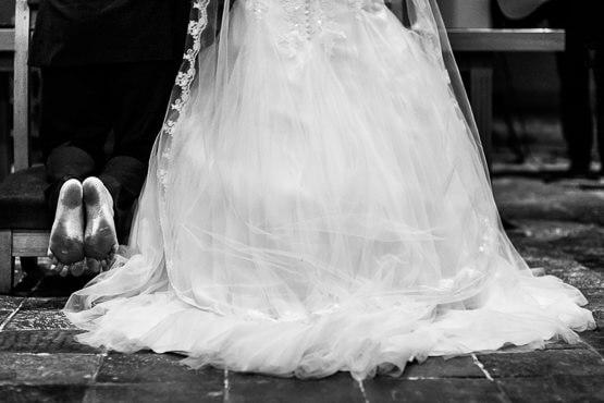 Voor een bruiloft bij De Schinvelder Hoeve trouwfotografie