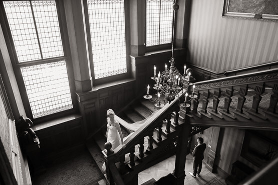 Voor een trouwerij bij Amsterdam trouwfotograaf