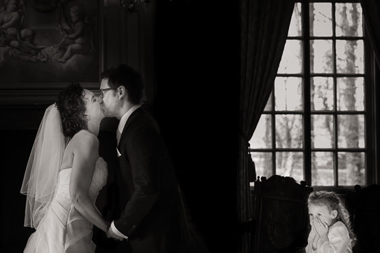 Voor jullie bruiloft in Kasteel De Hoogenweerth trouwfotograaf