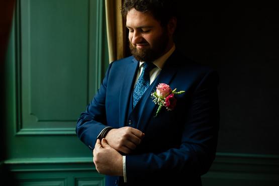 Voor jouw trouwdag in Kasteel Eyckholt trouwfotograaf