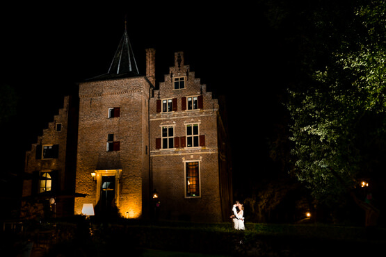 Voor een trouwerij bij Wassenaar trouwfotografie