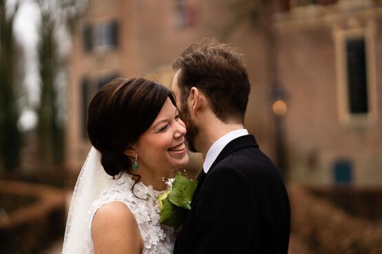 Bruidsfotograaf voor jouw trouwdag bij Buitenplaats Beeckestijn