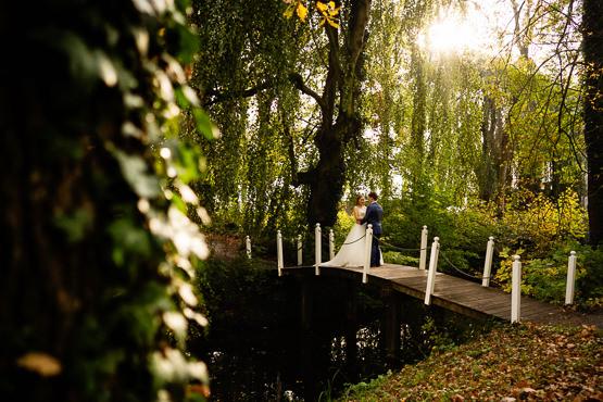 Bruidsfotografie voor jullie bruiloft bij Huize Koningsbosch