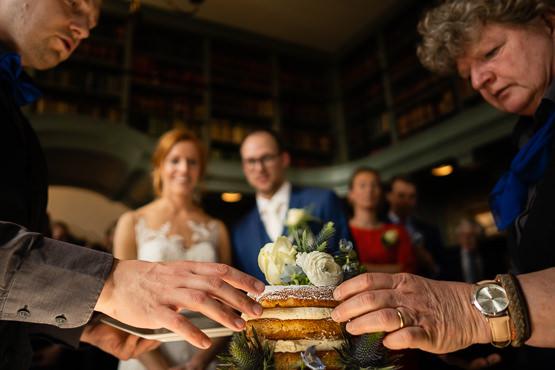 Bruidsfotografie voor een huwelijk in Jachthuis Beukenrode