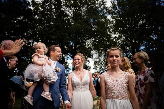Bruidsfotograaf voor je huwelijk bij Zeist