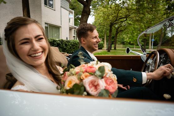 Bruidsfotograaf voor je huwelijk bij Kasteel Montfoort