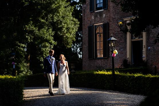 Trouwfotografie voor je trouwdag in Wassenaar