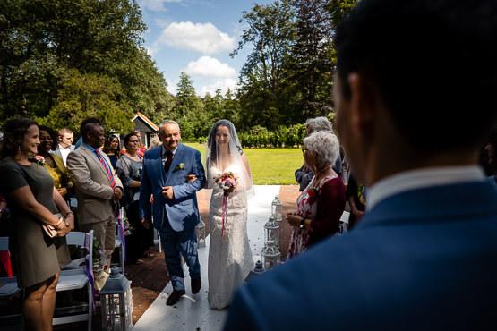 Bruidsfotografie voor jouw huwelijk bij Landgoed Renesse en Slot Moermond