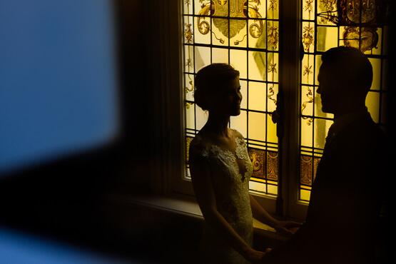 Trouwfotografie voor een huwelijk bij Landgoed Rhederoord