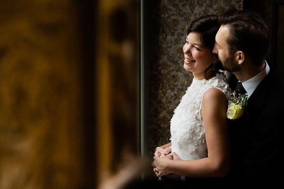 Bruidsfotografie voor een huwelijk in Marienhof
