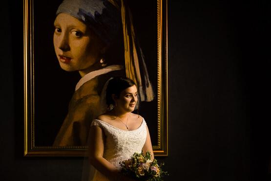 Trouwfotograaf voor jouw trouwdag in Wassenaar