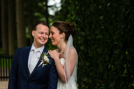 Bruidsfotografie De Steinsetuin