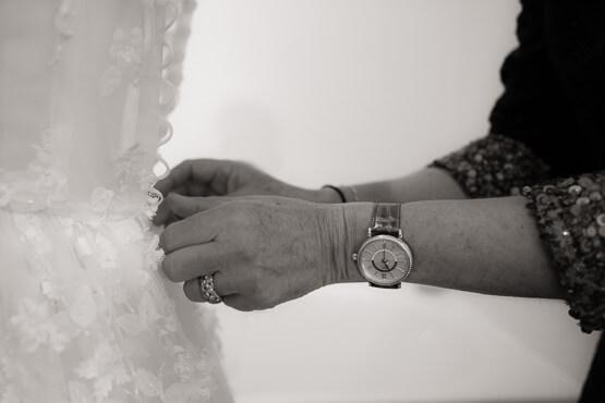 Bruidsfotografie Kasteel Ammersoyen