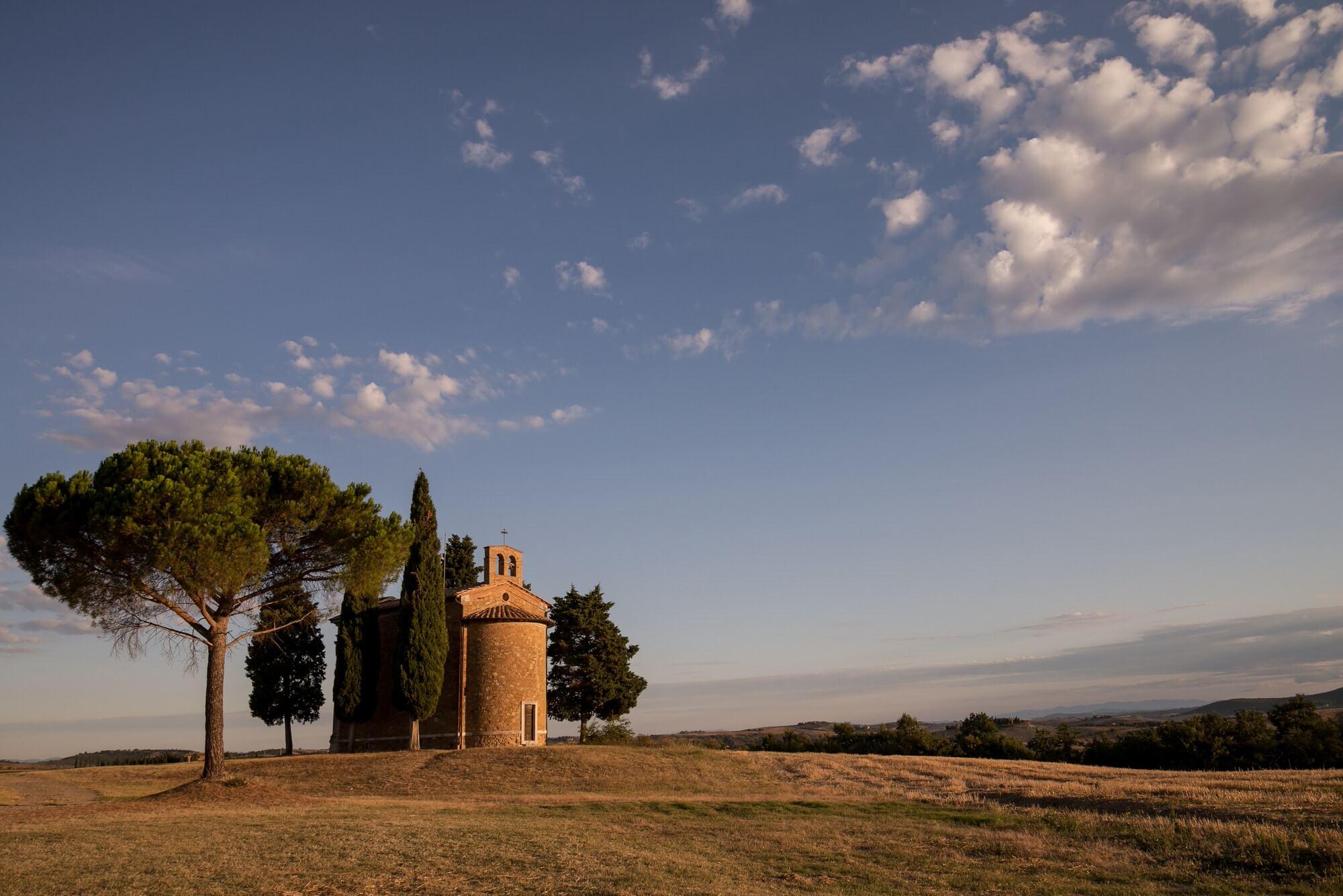 Voor jullie trouwdag bij Toscane fotograaf