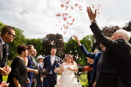 Fotograaf voor je trouwdag in Feel Good Tent Event