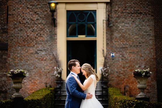 Bruidsfotograaf voor je trouwerij in Ammerzoden