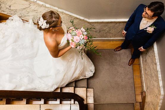 Bruidsfotografie voor jullie trouwdag in Kasteel Ter Leyen