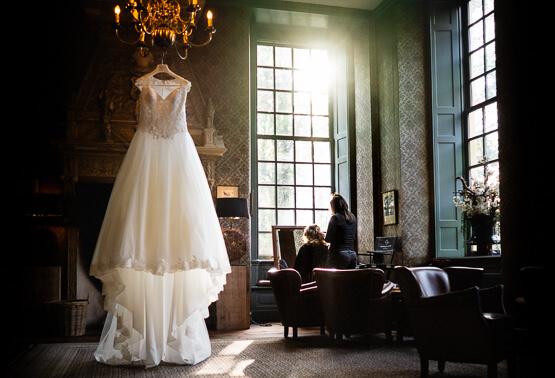 Bruidsfotograaf voor jouw bruiloft bij Klooster Bethlehem