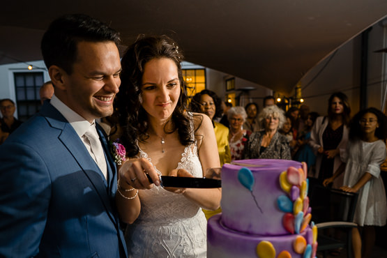 Bruidsfotograaf voor je bruiloft bij Landgoed het Laar