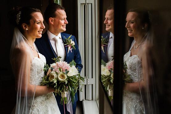Bruidsfotograaf voor je trouwdag bij Landgraaf