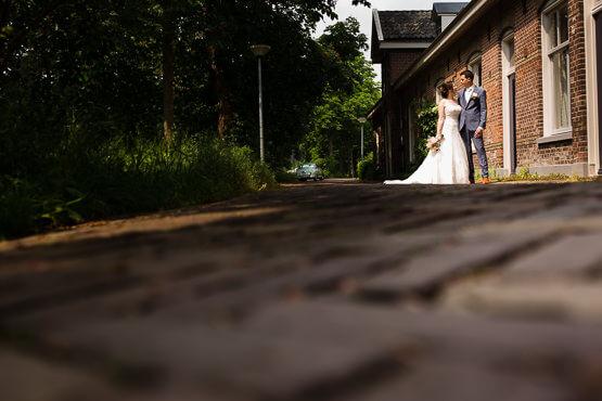 Trouwfotograaf voor jullie trouwerij in Orangerie Elswout